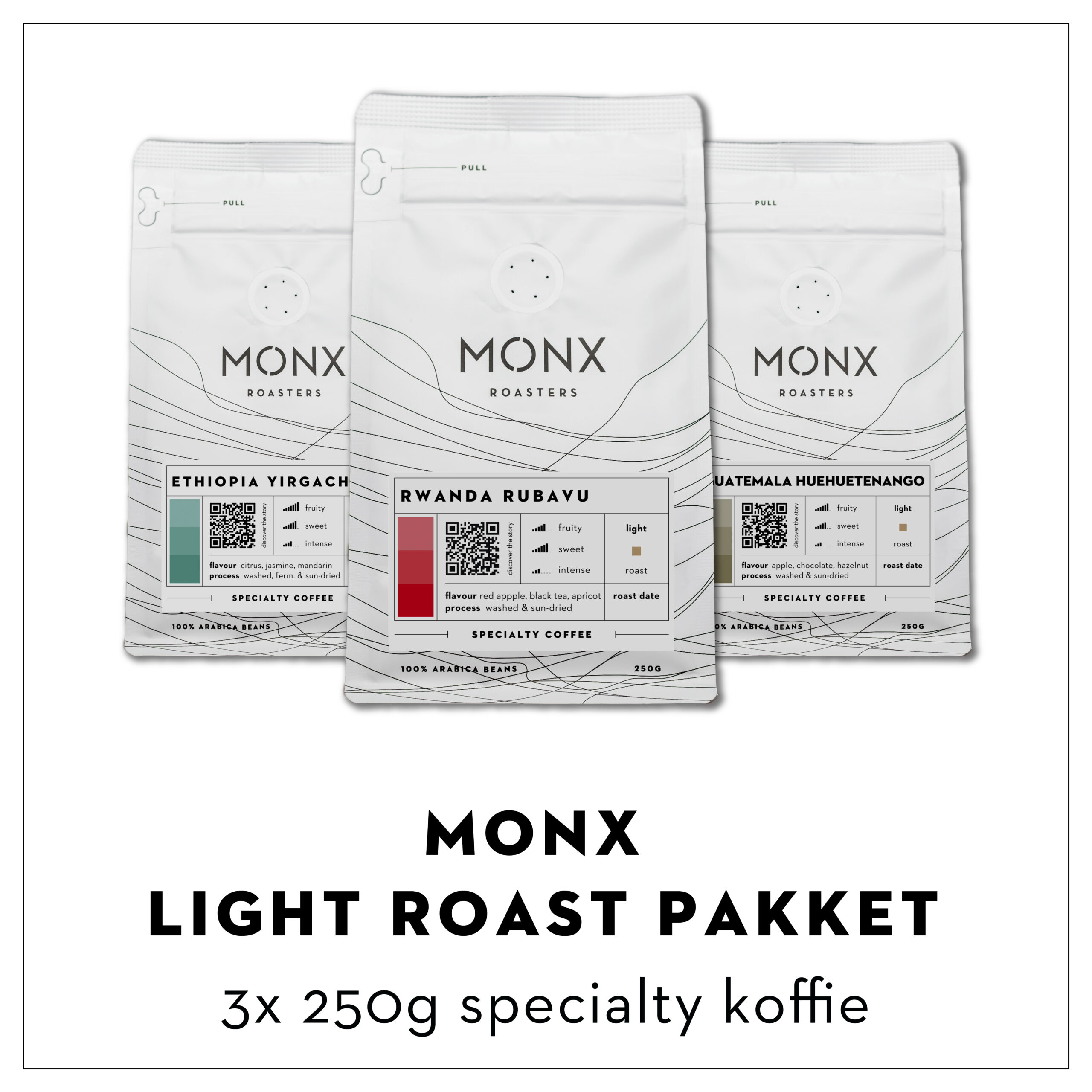 Light Roast pakket
